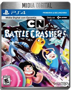 Cartoon Network Battle Crashers - Ps4 Psn - Mídia Digital Primaria
