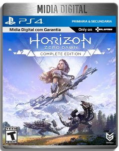 Horizon Zero Dawn Complete Edition - Ps4 Psn - Mídia Digital Primaria