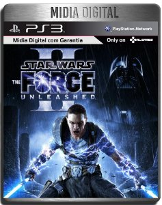Star Wars The Force Unleashed 2 - Ps3 Psn - Mídia Digital