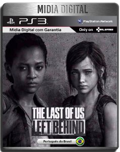 The Last of Us Left Behind - Ps3 Psn - Mídia Digital