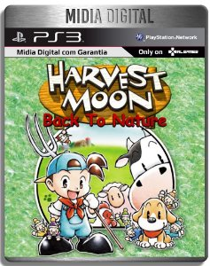 Harvest Moon Back To Nature - Ps3 Psn - Mídia Digital