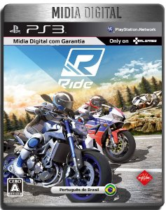 Ride - Ps3 Psn - Mídia Digital