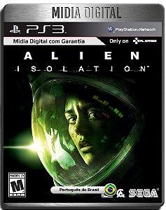 Alien Isolation - Ps3 Psn - Mídia Digital