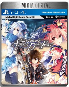 Fairy Fencer F: Advent Dark Force - Ps4 Psn - Midia Digital Primária