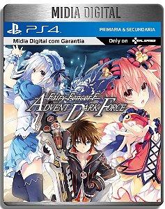 Fairy Fencer F: Advent Dark Force - Ps4 Psn - Midia Digital Primária