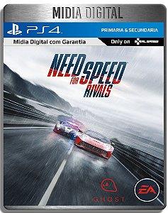 Need For Speed Rivals  - Ps4 Psn - Mídia Digital Primaria
