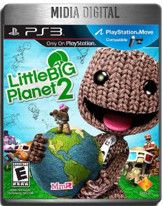 Littlebigplanet 2 - Ps3 Psn - Mídia Digital