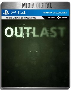 Outlast - Ps4 Psn - Mídia Digital Primaria