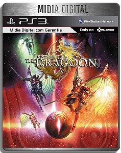 Legend of The Dragoon Classico PS1 - Ps3 Psn - Mídia Digital