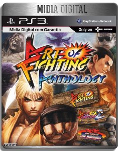Art of Fighting Anthology - Ps3 Psn - Mídia Digital