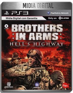 Brothers in Arms Hell's Highway - Ps3 Psn - Mídia Digital