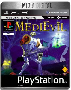Medievil Classico PS1 - Ps3 Psn - Mídia Digital