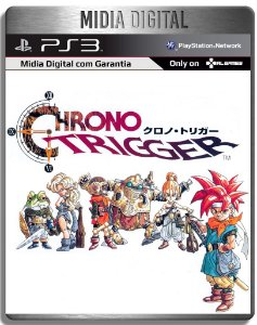 Chrono Trigger Classico PS1 - Ps3 Psn - Mídia Digital
