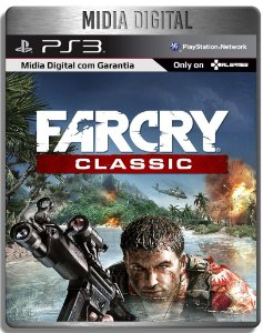 Far Cry Classic - Ps3 Psn - Mídia Digital