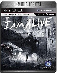 I Am Alive - Ps3 Psn - Mídia Digital