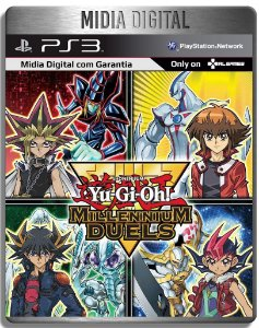 Yugioh Millennium Duels - Ps3 Psn - Mídia Digital