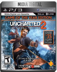 Uncharted 2 Among Thieves GOTY Edition - Ps3 Psn - Mídia Digital