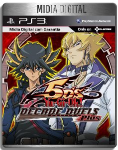 Yugioh 5Ds Decade Duels Plus - Ps3 Psn - Mídia Digital