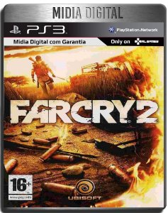Far Cry 2 - Ps3 Psn - Mídia Digital