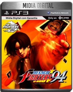 The King of Fighters Kof 94 Re-Bout - Ps3 Psn - Mídia Digital