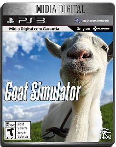 Goat Simulator - Ps3 Psn - Mídia Digital