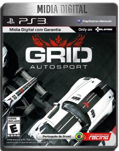 Grid Autosport - Ps3 Psn - Mídia Digital