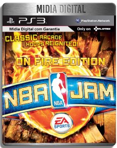 NBA Jam On Fire Edition - Ps3 Psn - Mídia Digital