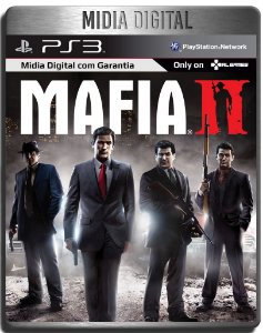 Mafia 2 - Ps3 Psn - Mídia Digital