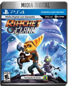 Ratchet e Clank - Ps4 Psn - Mídia Digital Primária