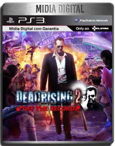 Dead Rising 2 Off The Record - Ps3 Psn - Mídia Digital
