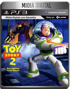 Toy Story 2 Classico de PS1 - Ps3 Psn - Mídia Digital