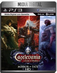 Castlevania Lords Of Shadow Mirror Of Fate Hd - Ps3 Psn - Mídia Digital