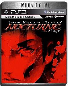 Shin Megami Tensei Nocturne - Ps3 Psn - Mídia Digital