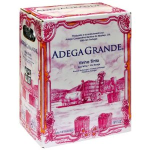 ADEGA GRANDE BAG INBOX 5 LT