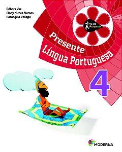 Projeto Presente Língua Portuguesa - 4º Ano