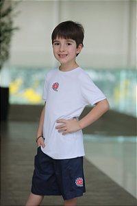 Camiseta Manga Curta Infanto/Juvenil - Vértice