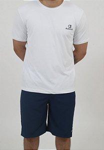Camiseta Manga Curta Adulto - Escola Aubrick