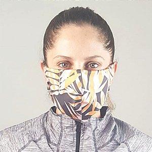 Máscara de Tecido UV.LINE - Folhagem - Tam. U