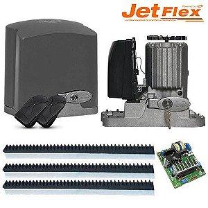 Motor Portão Deslizante Jet Flex Dz Predial 1/2 Hp Ppa