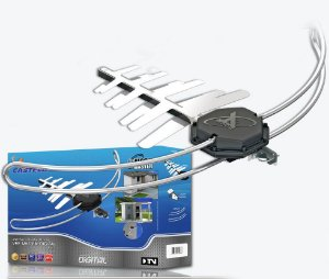 Antena Castelo M1088 Externa Vhf/ Uhf/ Fm/ Digital