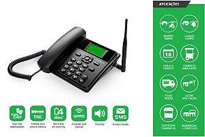 Celular de Mesa Elsys GSM Quadriband EPFS1