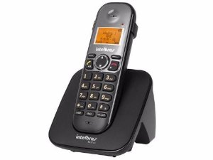 Aparelho de Telefone Digital sem fio Intelbras TS 5120 Dect 6.0