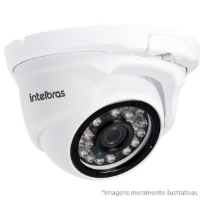 Camera IP Intelbras Dome - VIP 1120 D - 1 MP HD