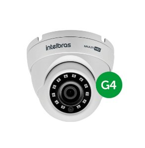 Camera Intelbras Infravermelho Multi HD Dome VHD 3220 D G4 1080p