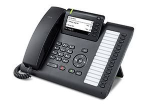 Telefone Openscape CP 400 Unify Sip Desk Phone