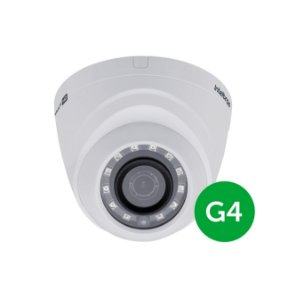 Camera Intelbras Infravermelho Multi HD Dome VHD 1220 D G4 1080p