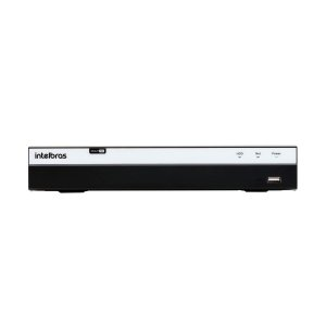 Gravador digital de vídeo Intelbras MHDX 3116 Full HD 16 canais com HD 4TB