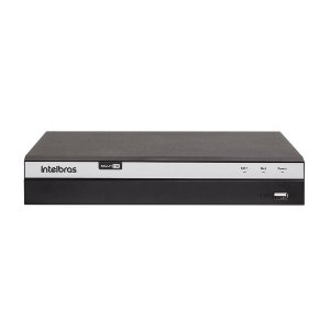 Gravador digital de vídeo Intelbras MHDX 3108 Full HD 08 canais com HD 3TB