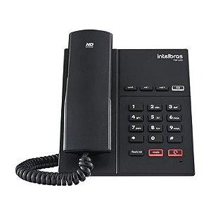 TIP 120i Telefone IP Intelbras Hd Sip Voip Poe com fonte