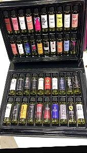 Maleta de amostras de Perfumes importados Aumente suas vendas